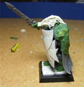 Dragonborn pre-paint