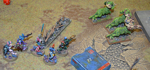 Eldar renegades and Zoats