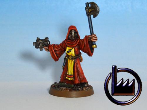 CUL01 - Cultist Leader