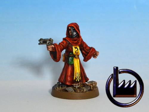 CUL04 - Cultist with pistol
