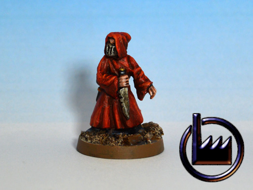 CUL06 - Cultist with daggers