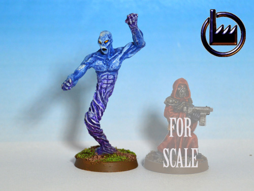 DEM01 - Wraith Demon