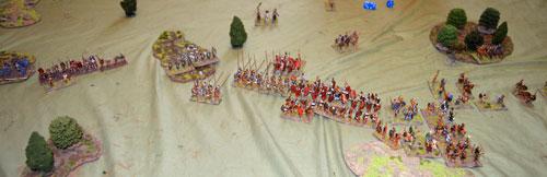 Main battle