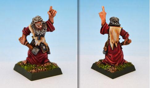 Unreleased Citadel cleric