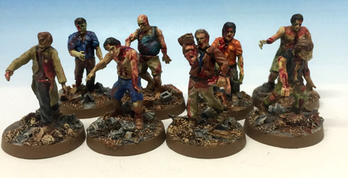 Wargames Factory Zombies
