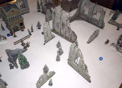 Frostgrave ruins