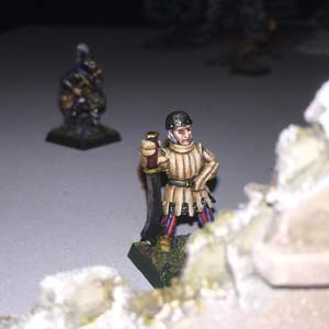 Thug about to seize frostgrave treasure
