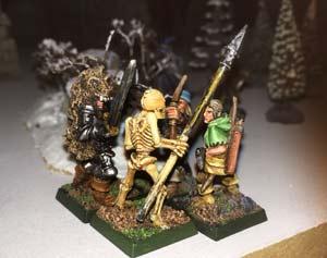Skeleton gets permanently killed
