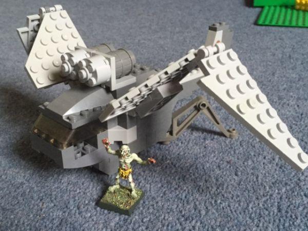 Lego mockup