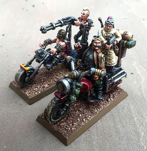 Helsreach biker gang